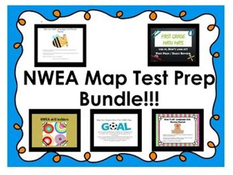 nwea map test test prep and maps on