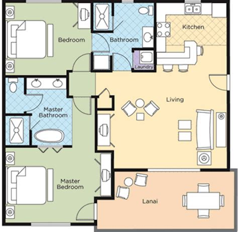 wyndham kona hawaiian resort floor plan wyndham kona hawaiian resort floor plan architectural