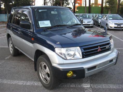 mitsubishi pajero io 2000 mitsubishi pajero io 2000 japanese used cars b32658