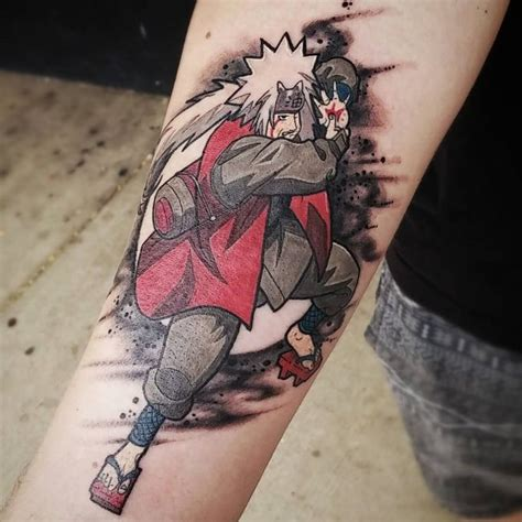 naruto tattoos 70 fabulous designs big and be hokage