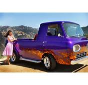 1962 Ford Econoline Pick Up