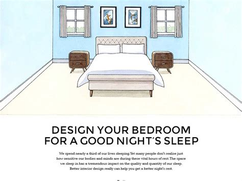 how to make a sleep design your bedroom for a s sleep business insider