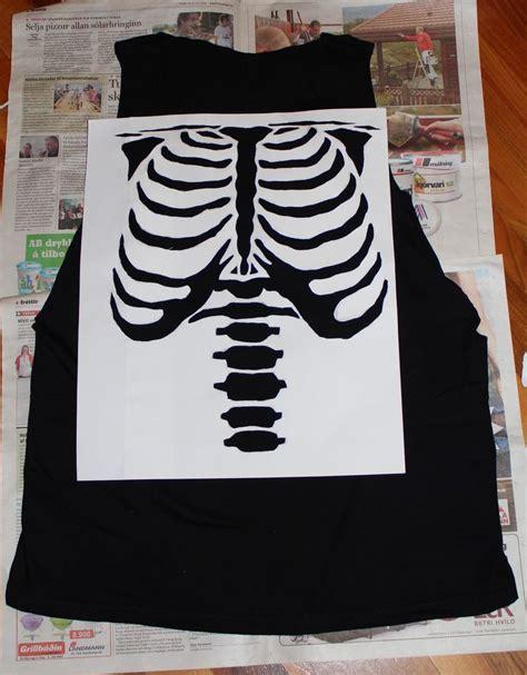 diy skeleton diy skeleton shirt diy