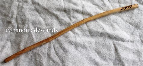 Handcrafted Wands - handcrafted rowan wand 27 thornfield handcrafted wands
