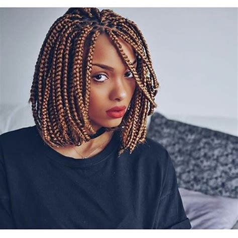 nigeria tresse style these photos will make you fall in love with short braids