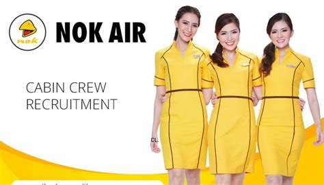 Air Cabin Crew Vacancies by Nok Air Archives Ifly Global