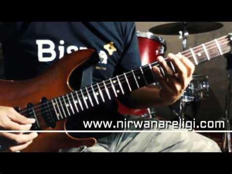 tutorial gitar dangdut melodi lagu azza rhoma irama video cover tutorial melodi