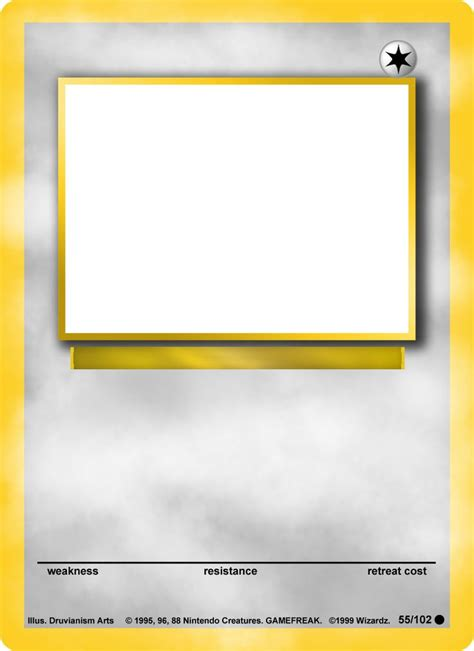 digimon card template fuont and back create your own card app i made and released to