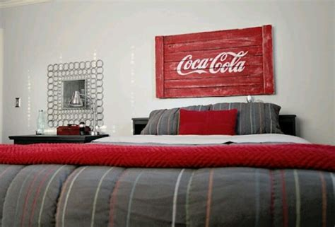 coca cola bedroom coca cola bedroom things go better with coke pinterest