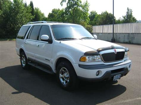 1996 lincoln navigator the history of the american suv in photos from carsforsale