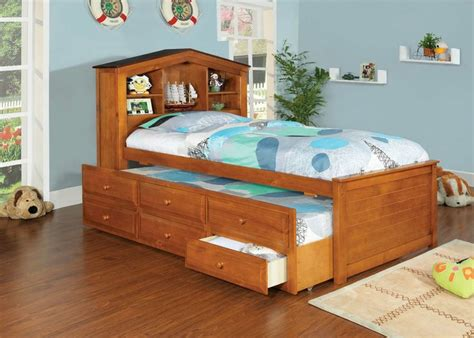 twin captains bed with trundle and storage drawers details about twin captains bed daybed with bookcase