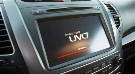 Kia Uvo Update Kia Launches New Version Of Uvo Infotainment System On