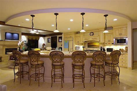 large kitchens design ideas big kitchen design ideas thelakehouseva