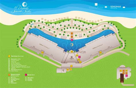 dorado resort map el dorado spa resorts hotels accommodations hotel