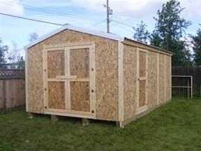 storage sheds garages prices northern storage sheds