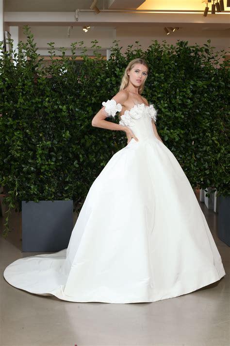oscar de la renta bridal spring  dream wedding