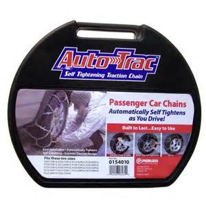 Car Tire Walmart Canada Peerless Auto Trac Passenger Car Tire Chains 154010
