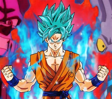 goku fase dios imagenes imagenes de goku fase dios azul descargar imagenes de goku