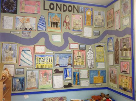 london landmarks eleanor palmer primary school