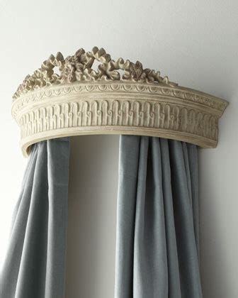 crown curtains bed crowns and canopies fit for a princess this french