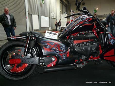 Honda Motorrad Ulm by 110108 Wheelie Ulm Motorradmesse Ulm 2011