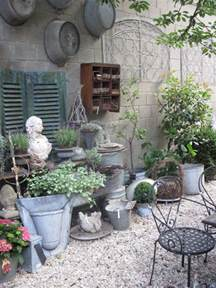 Patio Accesories by 17 Shabby Chic Garden For Romantic Feel House Design And