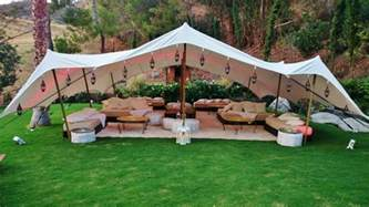 Best Outdoor Entertaining Areas - tents amp draping rentals