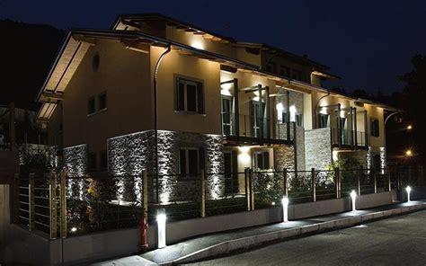 illuminazioni da esterno illuminazione casa esterno