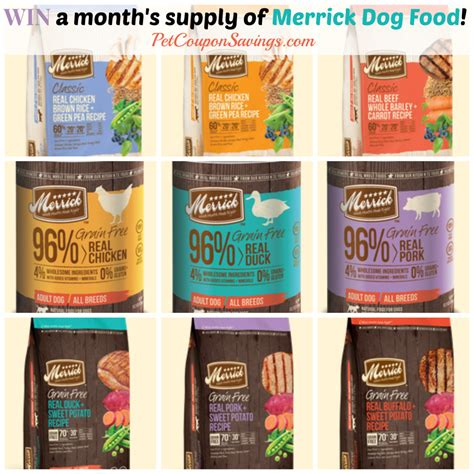 Dog Giveaway - looking for the best pet parent for the bestdogever merrick giveaway