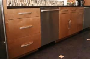 flat front kitchen cabinet doors