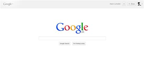 design my google homepage what we can learn from google s new ui