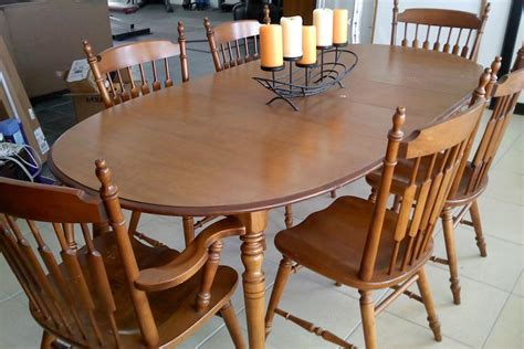 Early American Dining Room Furniture Early American Dining Room Set 9 Inspiration Enhancedhomes Org