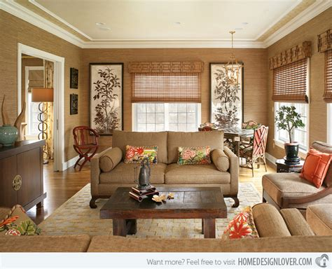 tan living room ideas 15 relaxing brown and tan living room designs decoration