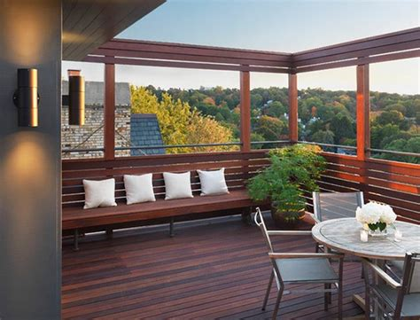 Oasis Patio Furniture 15 Modern And Contemporary Rooftop Terrace Designs Home