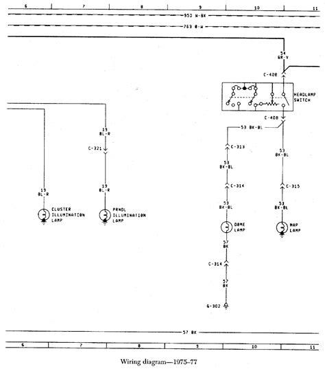 73 bronco headlight switch wiring diagram 73 get free