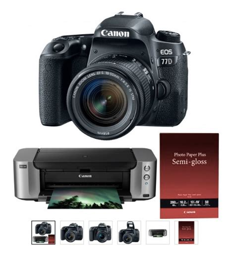 canon deals deal canon eos 77d with ef s 18 55mm f 4 5 6 is stm