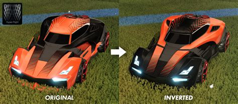 Car Types In Rocket League by Breakout Type S Inverted Decals Rocket League Mods