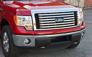 2011 ford f 150 v 8 xlt supercrew 4x4 front grill 165399