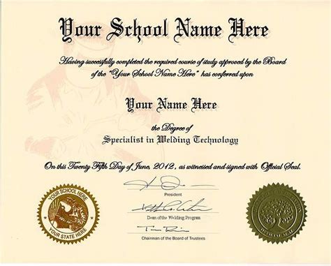 free ged diploma template high school diploma template with seal free