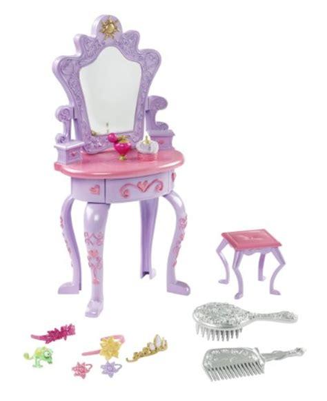 Tangled Vanity awardpedia disney princess vanity table with stool