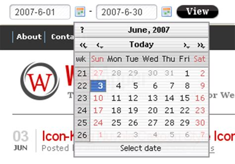 date format in javascript datepicker most features javascript calendar and date picker web