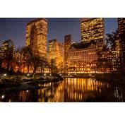 The Pond – Central Park Historias De Nueva York