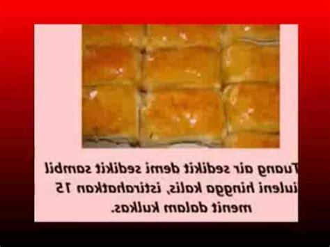 youtube membuat roti unyil resep membuat roti unyil kreasi terbaru mudah dipraktekkan