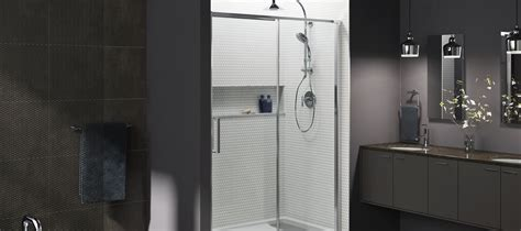 bath and shower doors the different types of shower doors aaip