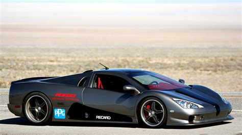 Top 10 Fastest Cars in the World ~ Mostly Facts
