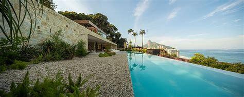 house with a beautiful view posh rio de janeiro home with spectacular ocean views