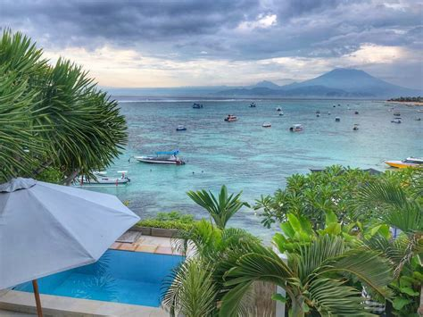 airbnb nusa lembongan villa aman oceanfront 2 bedroom private villa villas