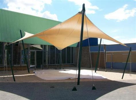 how is the open boat structured tensile structure canopy at rs 500 square feet s