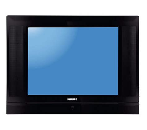 Tv Sharp Ultra Slim 21 Inch crt tv 21pt3426 v7 philips