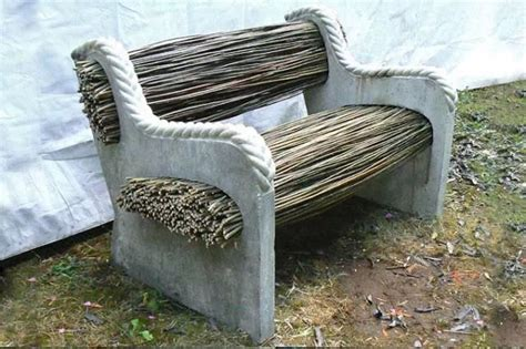 cool benches cool bench garden party pinterest
